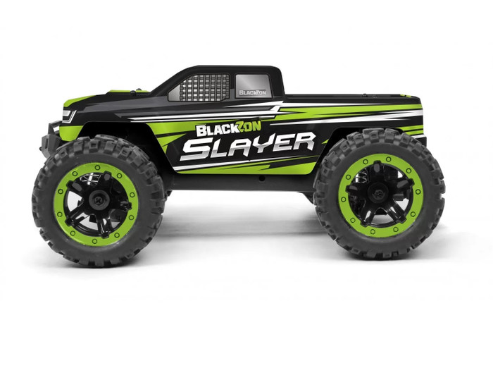 Blackzon Slayer 1/16th RTR 4WD Electric Monster Truck, 540000