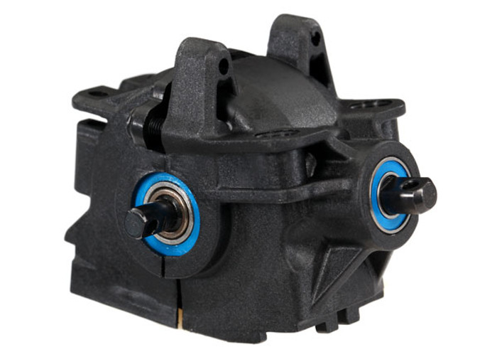 Traxxas Complete Front Differential for 4x4 Slash, Stampede, Rustler, 6788