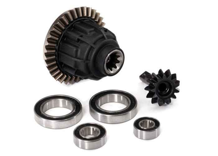Traxxas Complete Front Differential for the Unlimited Desert Racer, 8572