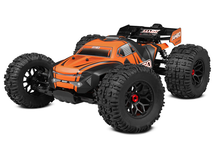 Team Corally 1/8 Jambo XP SWB 4WD Monster Truck 6S Brushless, C-00166