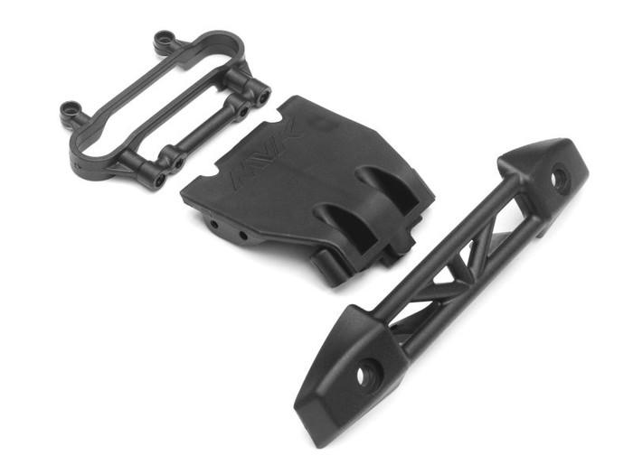 Maverick Rear Bumper Set for Quantum MT/XT, 150112