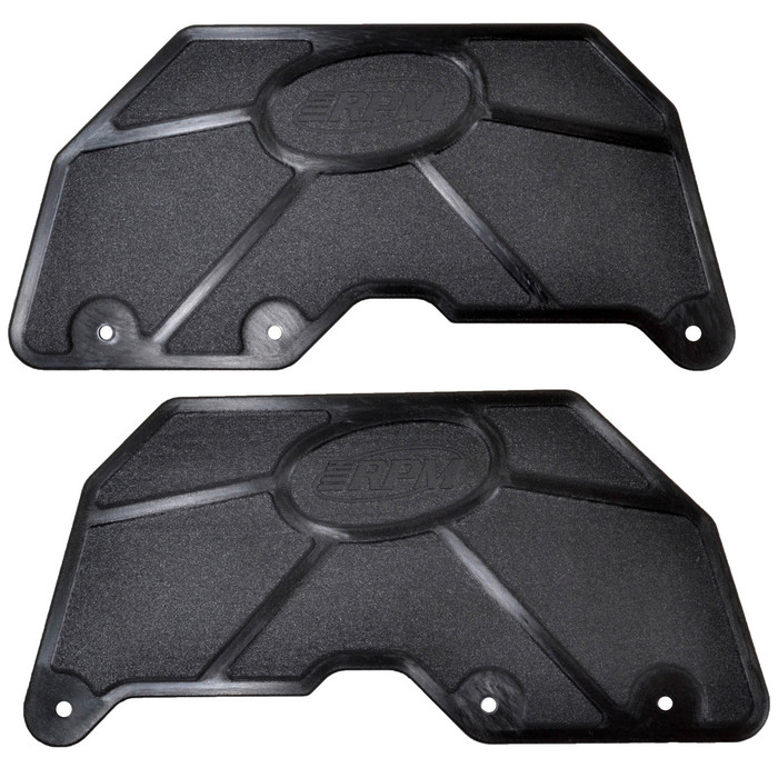 RPM Mud Guards for 80812 RPM Kraton 8S Rear A-Arms, 80642