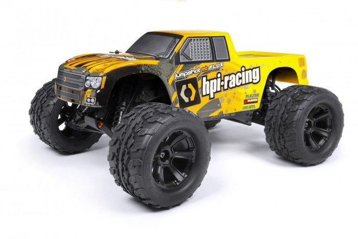 HPI Racing Jumpshot MT Flux Monster Truck 2WD RTR 1/10, 160030