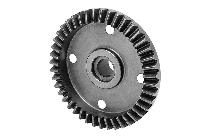 Team Corally 43T Steel Diff Bevel Gear - 1/8 Radix4, C-00180-688