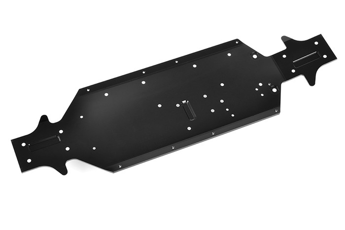 Team Corally Aluminum Chassis for Dementor V2/Jambo XP - 1/8, C-00180-321-2