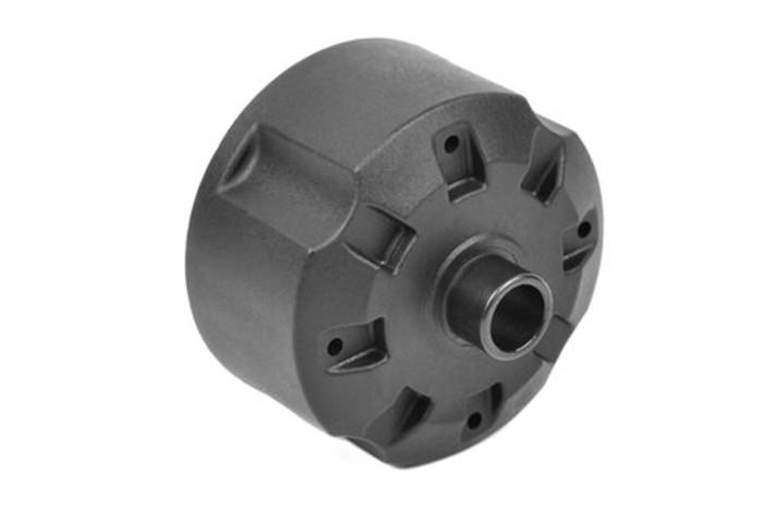 Team Corally Center Differential Case - 1/8 V2, C-00180-090-2