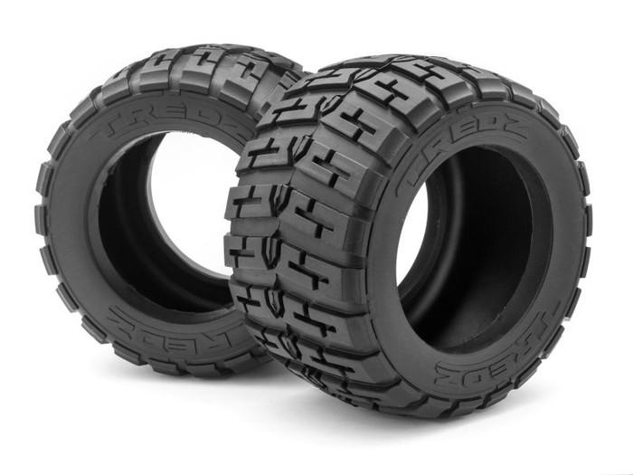 Maverick Tredz Accelerator Tires for Quantum MT/XT, 150181
