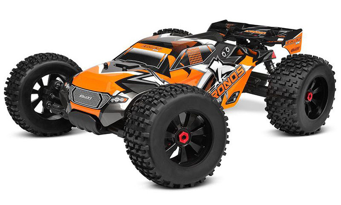 Team Corally 1/8 Kronos XTR 6S 2021 4WD Monster Truck Roller Chassis, C-00173