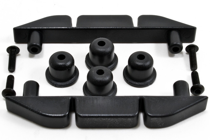RPM Body Skid Rails for Most 1:5–1:12 Scale Bodies, 70592