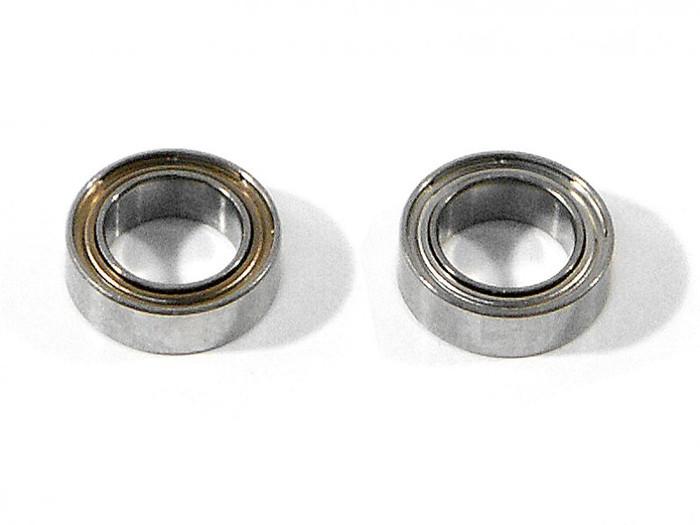 HPI Racing 5X8X2.5mm Ball Bearings (2-pcs), B020