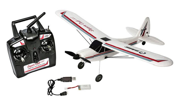 Rage Super Cub MX Micro EP 3-Channel RTF Airplane, A1110