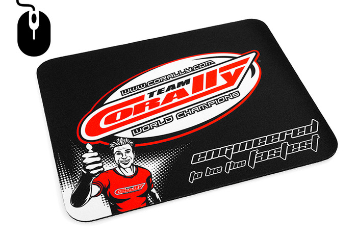 Team Corally Mouse Pad, C-90273
