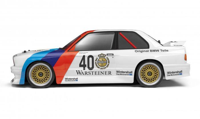 HPI Racing RS4 Sport 3 1987 Warsteiner BMW M3 E30 RTR, 120103