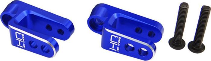 Hot Racing Aluminum Double-Shear Steering Servo Horn Arm for Traxxas Revo/Summit