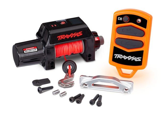 Traxxas Winch Kit with Wireless Controller for TRX-4/TRX-6, 8855