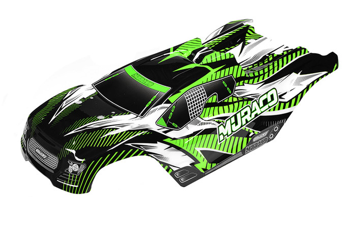 Team Corally Muraco XP 6S Painted PC Body, C-00180-705