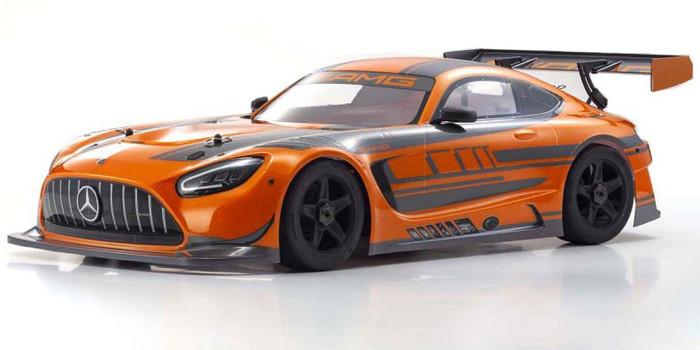 Kyosho Inferno GT2 VE 2020 Mercedes AMG GT3 Race Spec RTR, 34109