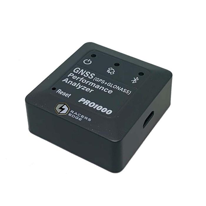 Racers Edge GNSS Performance Analyzer Bluetooth GPS Speed Meter, PRO1000