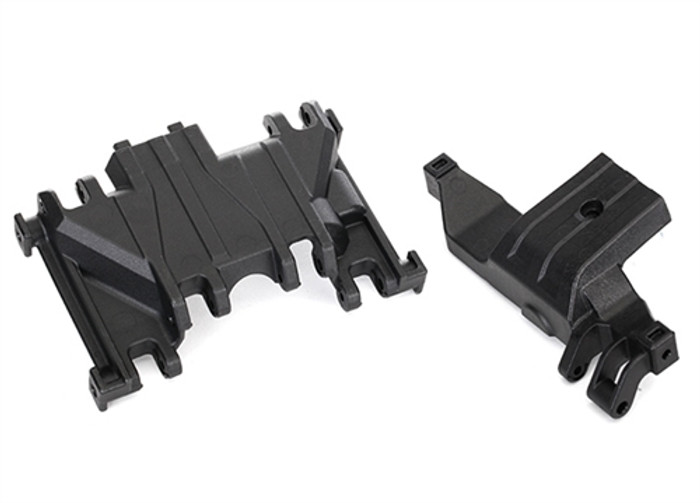Traxxas Skidplate and Lower Gear Cover for the TRX-4, 8238