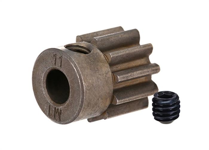 Traxxas 11-T Steel Pinion Gear - X-Maxx, 6484X