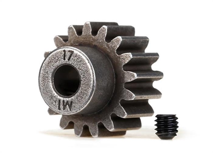 Traxxas 17T Steel Pinion Gear - X-Maxx, 6490X