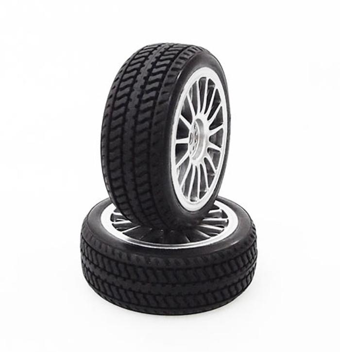 Carisma M40S Audi RS5 DTM Wheels and Tires Set, 15376