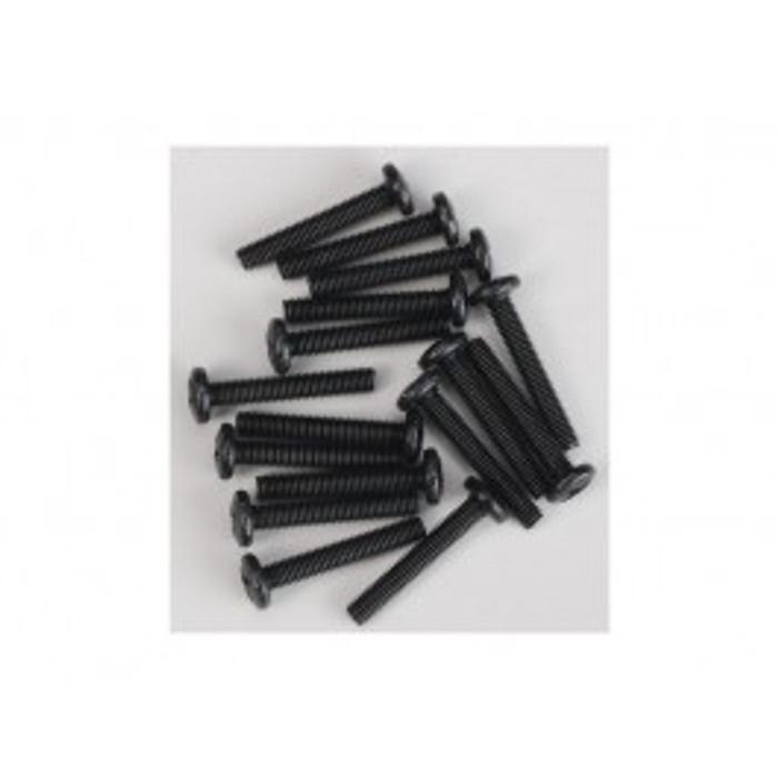 DHK 3x18mm BH Screw (16pcs), 8381-803