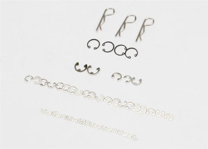 Traxxas E-clips/C-rings, 1633