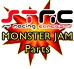 ST Racing Traxxas Monster Jam Parts