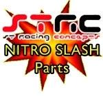 ST Racing Nitro Slash Parts