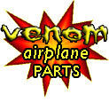 Venom Airplane Parts