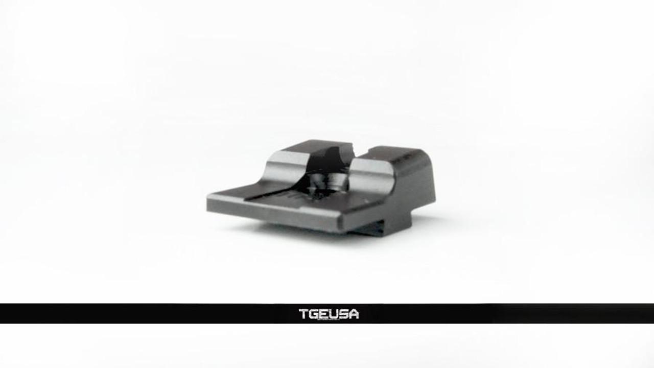 "10-8 Performance Glock Rear Sight - .156"" U-Notch"