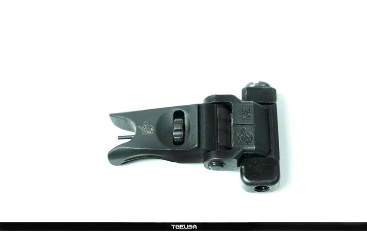 KAC Micro Front Flip Sight - AR15 / SR15