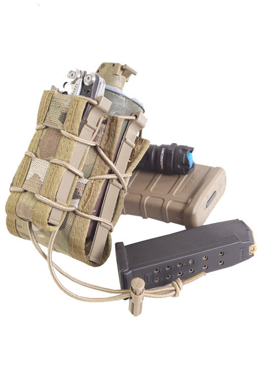 HSGI Double Decker TACO - MOLLE (Multicam)