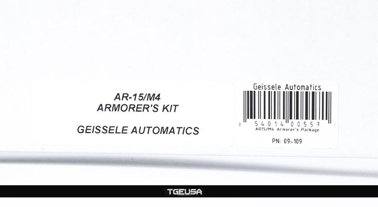 Geissele AR15/M4 Armorer's Package
