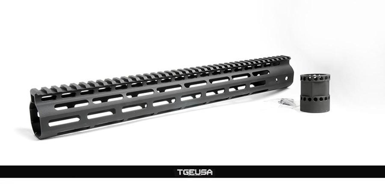 "SMOS Arms GFY M-Lok Rail - 15.1"" / Black"