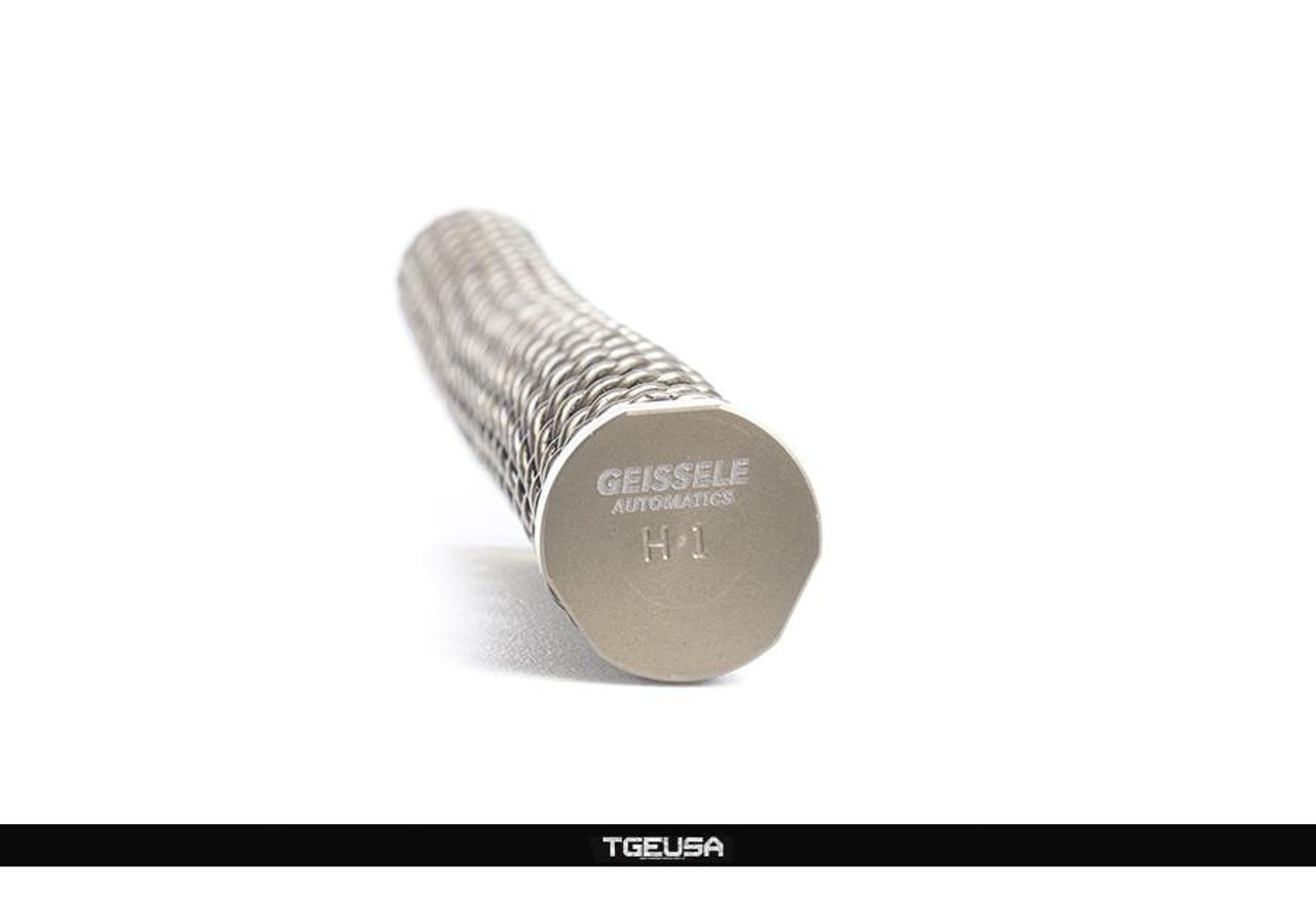 Geissele Super 42 Braided Buffer Spring and Buffer Combo