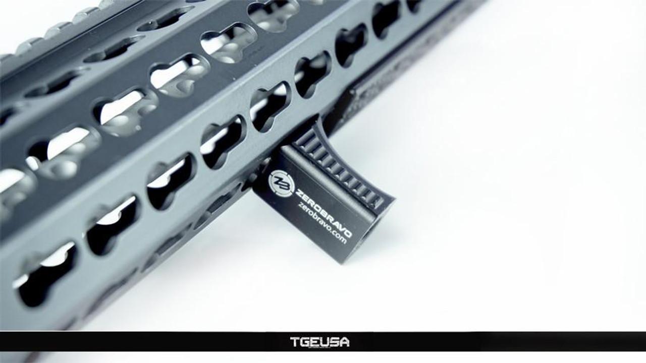 ZeroBravo Reversible Hand Stop for KeyMod Rails