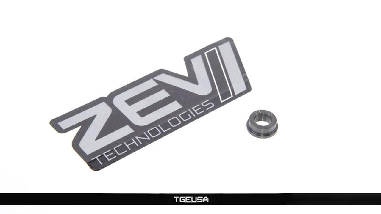 Zev Technologies Gen 4 Glock Guide Rod Reducing Ring - Black DLC
