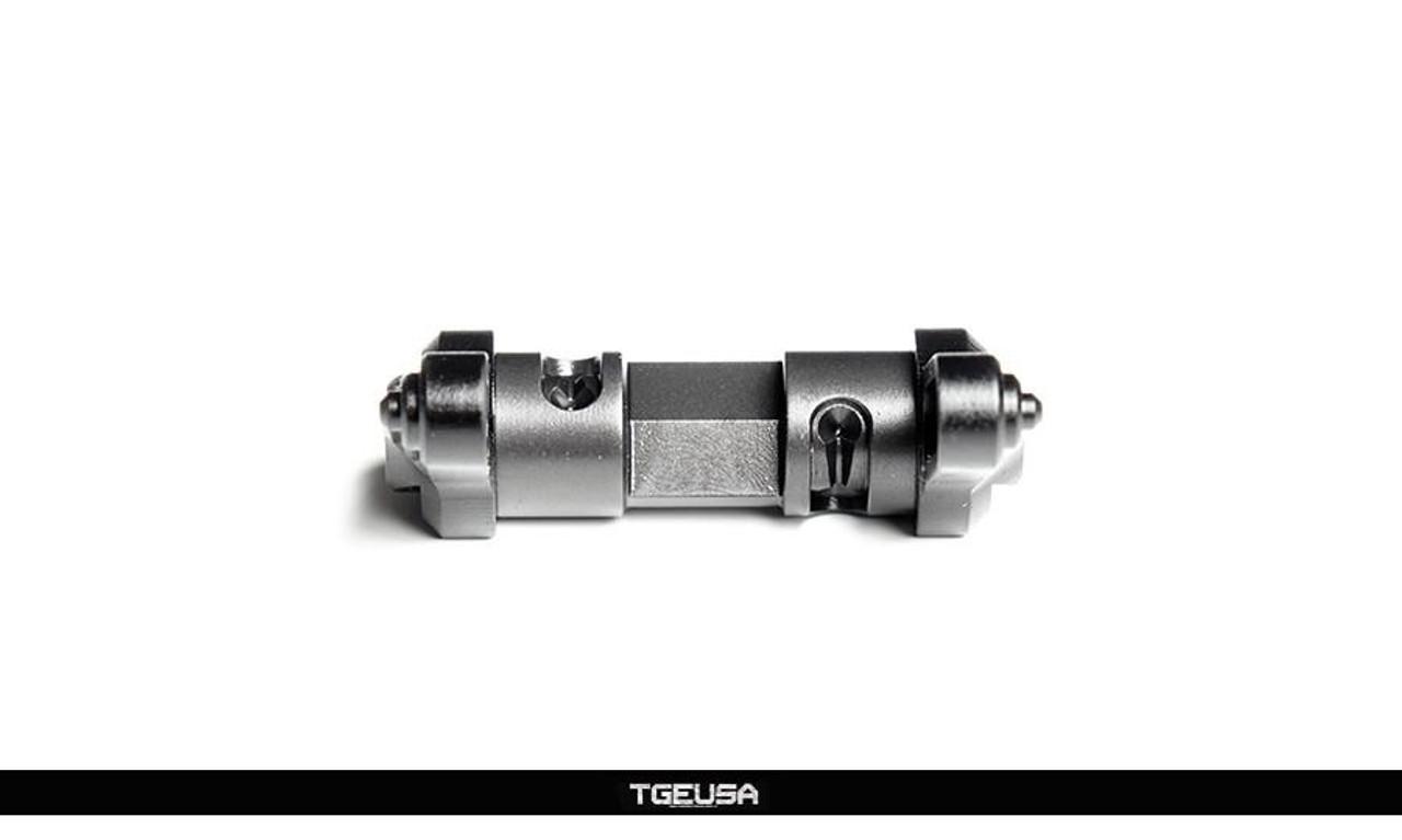 V SEVEN Hybrid Ambi Selector with Ti Core - AR15 / AR10 (57° & 90° Throw)