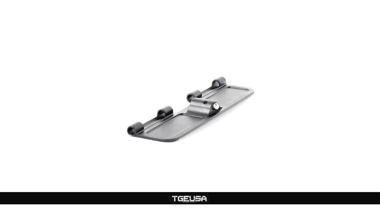 V SEVEN AR15 Ultra Light Port Door - AIR / Black