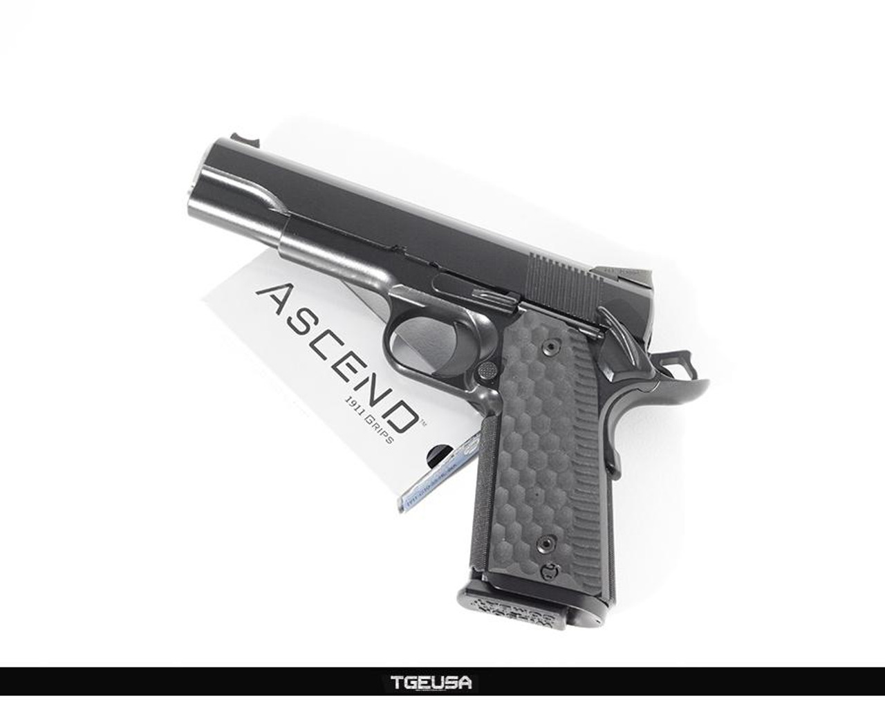 RailScales ASCEND™ 1911 Scales - Honeycomb / Ambi Safety