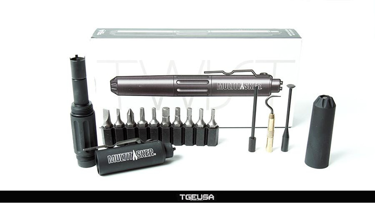 Multitasker Twist Tool - Black