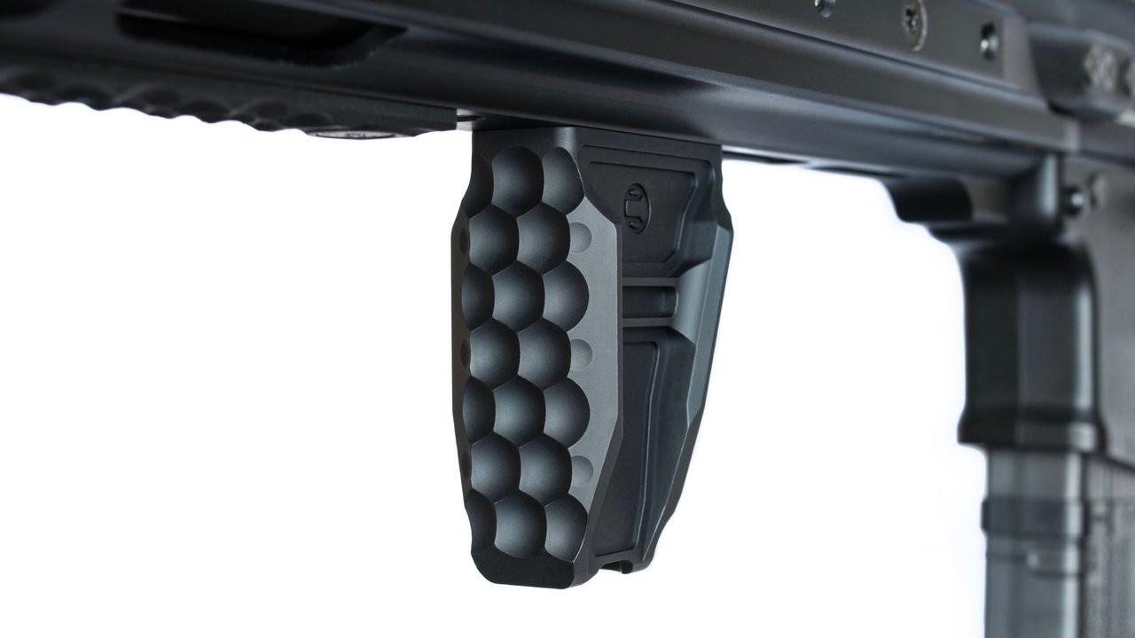 RailScale Anchor Vertical Grip - Black / MLOK and KeyMod