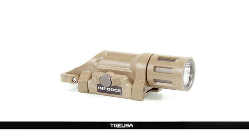 Haley Strategic WML-HSP INFORCE Weapon Light - Coyote