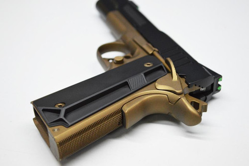Aeroknox 1911 Stealth Grips - MOD 2