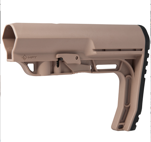Mission First Tactical - Battlelink Minimalist Stock (Mil-Spec / FDE)