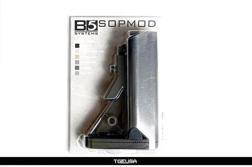 B5 Systems Enhanced SOPMOD Stock - Black