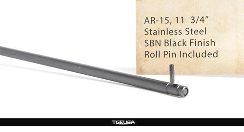 Bootleg Inc Midlength Gas Tube - Black