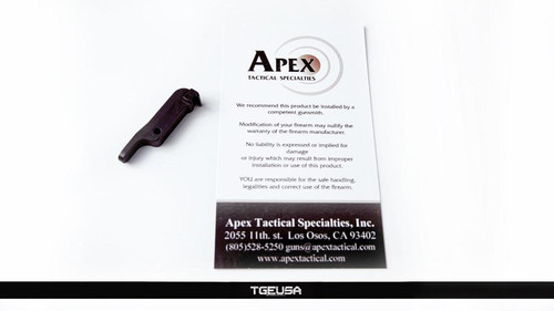 Apex Tactical M&P Failure Resistant Extractor